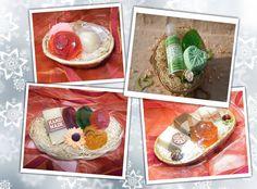 Hľadáte pekný a zároveň užitočný darček k Vianociam? Ponúkame Vám darčekové košíky s prírodnými glycerínovými a olivovými mydlami, bez chemických prísad, ručne robené. Na sklade máme už len posledných pár kusov.  http://www.rajvoni.sk/20-darcekove-kosiky