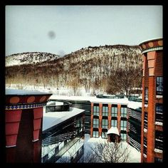 Congratulations to Jessica Stabile '15, the winner of our snowcentric #quphotochallenge! She took a photo of our Mountainview residence hall with Sleeping Giant State Park in the distance. We received hundreds of fun and creative photos from our students, alumni, faculty and staff. Thank you to everyone who participated.