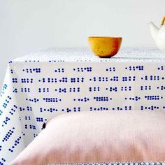 Mild Soap, Dots, Feelings, Fabric, Prints, Clothes, Interior Design, Oilcloth, Stitches