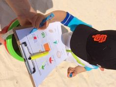 Fun Beach Activities and Games for Kids