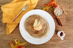 Apple spice mug cake & pancakes