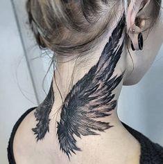 to make temporary tattoo crafts ink tattoo tattoo diy tattoo stickers Wing Tattoo Men, Wing Tattoos On Back, Wing Tattoo Designs, Tattoo Wings, Tattoo Moon, Angel Wings Tattoo On Back, Angels Tattoo, Angel Wing Tattoos, Best Tattoo Designs