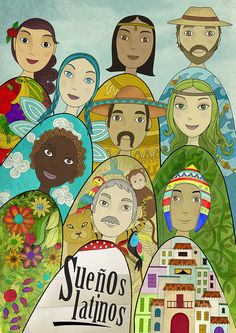 Sueños latinos, #lansinglatinos