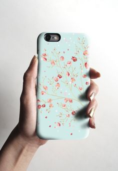 This is a lovely and unique phone case made one at a time with the latest heat sublimation technology. The artwork are printed all over the phone case