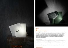 FOLD table lamp from TECHXTURE: www.techxture.pt Portuguese, Table Lamp, Presents, Magazine, Lighting, Design, Gifts, Lamp Table, Light Fixtures