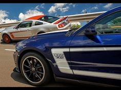The Boss is back part 2! The full story of the 2012 Boss 302.