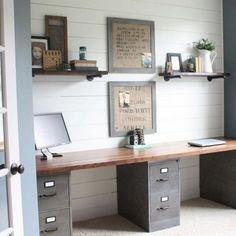 Astounding 55 Simple And Useful Home Office Cabinet Design Ideas Https Decoor 4304
