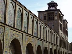 Golestan palace Tehran - Tehran - Wikipedia, the free encyclopedia Greco Persian Wars, Abbasid Caliphate, Parthian Empire, Palace, Cyrus The Great, American Heritage Dictionary, Achaemenid, Central Asia, Eastern Europe