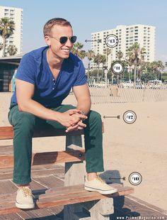 15 Men's Summer Style Essentials: MASSIVE Post!   Primer