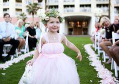 ©becphotography Hammock Beach Resort  Palm Coast, Florida Wedding  Flower Girl