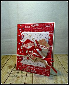MOJO478 Sealed With Love by kleinsong - Cards and Paper Crafts at Splitcoaststampers