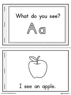 Short Letter A Beginning Sound Color Pictures Worksheet | Worksheets ...