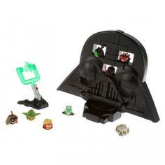 Angry Birds Star Wars Jenga Rise of Darth Vader