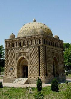 Ismail Samani Mausoleum - Bukhara, Uzbekistan