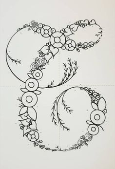 Simple Embroidery Designs, Hand Embroidery Patterns Free, Basic Embroidery Stitches, Hand Embroidery Videos, Embroidery Alphabet, Hand Embroidery Tutorial, Embroidery Monogram, Embroidery Hoop Art, Cross Stitch Embroidery