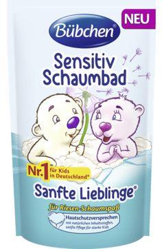 Badezusatz Sensitiv Schaumbad Sanfte Lieblinge