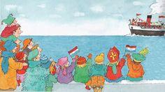 Digitaal prentenboek: Sinterklaas