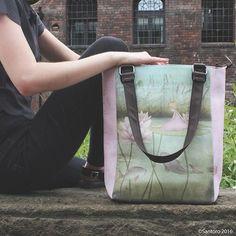 Santoro London, Shopper Bag, Once Upon A Time, Messenger Bag, Gym Bag, Fairy Tales, Satchel, Instagram Posts, Casual