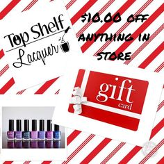 ColorSutraa: NEW INDIE FEATURE GIVEAWAY with TOP SHELF LACQUER