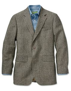 Just found this Mens Sportcoat - Silk Tick Weave Sport Coat -- Orvis on Orvis.com!