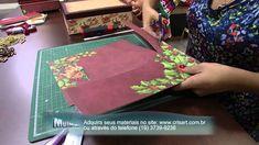 Mulher.com 05/12/2014 - Caixa Quebra Nozes Natal por Marisa Magalhães - ...