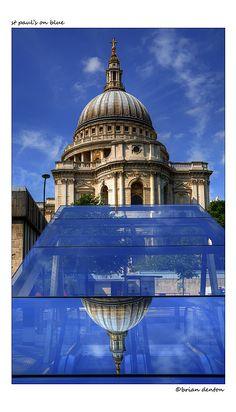 London St Paul by timecapturer