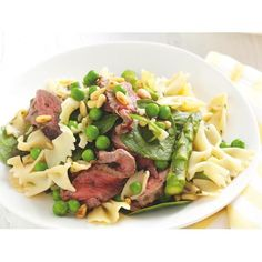 Beef pasta salad recipe - By recipes+
