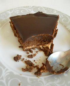 """750g vous propose la recette """"Cheesecake au chocolat inratable"""" notée 4.3/5 par 46 votants."""