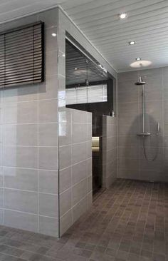 Laundry Room Bathroom, Bathroom Plans, Bathroom Toilets, Bathroom Cleaning, Bathrooms, Bathroom Inspiration, Interior Inspiration, Sauna Shower, Interior And Exterior
