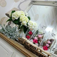 🌹Forever Roses ... Decoration Flowers🌹 #foreverroses #lastsforever #rose #roseamor #pinkshades #pinkrose #flowershots #flowerinbox #flowerlovers #flowers #decoflowers #decoration #loveflowers #love #decotime #floristshop #lovetocreate #handmade #handmadelove #thessaloniki #greece #anthos_theartofflowers Forever Rose, Love Flowers, Table Decorations, Create, Pink, Handmade, Instagram, Home Decor, Hand Made