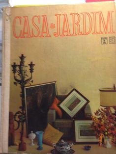 Mais Revista Casa e Jardim do ano de 1968.