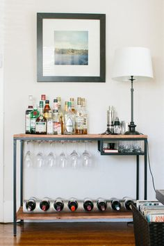 IKEA Bar Cart Projects and Hacks