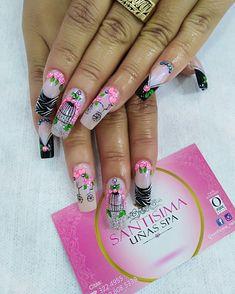Wow Nails, Chic Nails, Cute Nail Art, Christmas Design, Makeup Organization, Nail Arts, Cosmetology, Nail Art Designs, Finger