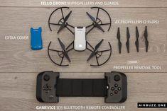 DJI Tello Review - Is it the perfect beginner drone? - AirBuzz.One  https://airbuzz.one/dji-tello-review/  #djitello #ryzetech #tellodrone #dronereview #telloreview #cheapcameradrone #airbuzzone #droneblog #reviews #tello #review #dji #djdrone