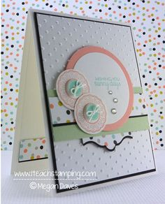 DIY: Simple Card (Sunny Days) - Scrapbook.com