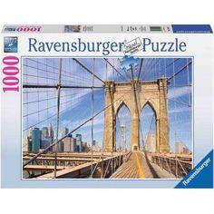 Ravensburger Brooklyn Bridge View, Multicolor