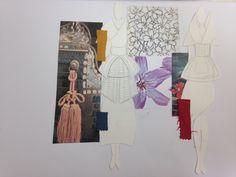 Board 4  #Japan #Samurai #Armour #Flowers #Fashion #FashionIllustration #Design #Project