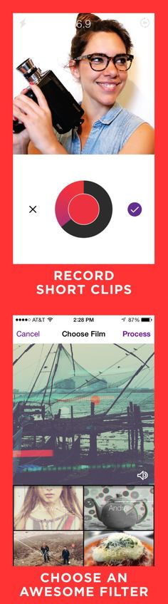 Remember Hipstamatic? It's going back to its roots with Cinamatic, its first video app, which brings much of the original Hipstamatic experience to video.