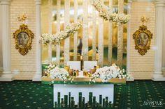 Свадьба Сергея и Кристины luxury of gold