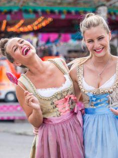Dirndl Rosenheim mit Charme und Eleganz - Oktoberfest Dirndl | Inspiration for raredirndl.com