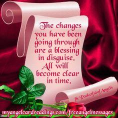 Free Angel Message - Free Angel Card - Angel Guidance - Angel Card Reading - Mary Jac