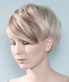 Wow. Love this. Color, cut and all.