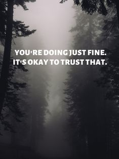 Sometimes we don't give ourselves enough credit and trust that we'll make it through. If you want to BE KIND TO YOURSELF & BE PRODUCTIVE by listening to your intuition, email me at MargaretCWang@ThriveAndFeel.com. #lawofattraction #selflove #loveyourself #selflovequotes #selfcaretips #selflovequotes #intuitionquotes #intuitiontips #womenofcolor