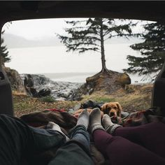 Camping tips and hacks for your travel Camping And Hiking, Camping Life, Adventure Awaits, Adventure Travel, Kayak, Jolie Photo, Adventure Is Out There, Outdoor Life, Van Life