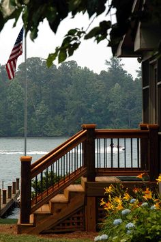 Asian Inspired Deck Railing Outdoor Projects