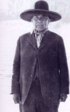 #Wovoka – Paiute spiritual leader and creator of the #Ghost #Dance.  #Native #Indigenous #Indian
