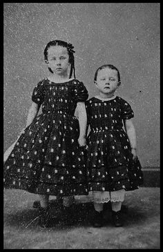 """These Examples Of Victorian Post-Mortem Photography Are Unsettling."" To some. I like them. But I'm morbid that way..."