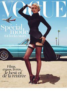 Vogue Paris août 2011