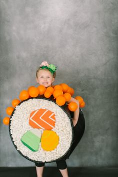diy sushi roll costume : smp living
