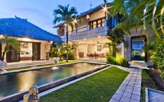 Villa Krisna Swimming Pool   Seminyak, Bali